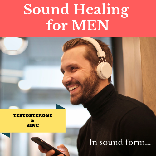 prostate, sound healing for prostate