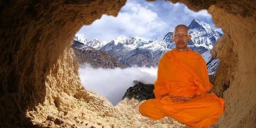 theta brainwaves, deep meditation